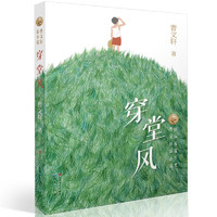 《曹文轩新小说·穿堂风》
