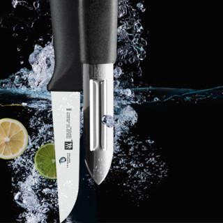 ZWILLING 双立人 TWIN Point系列 32320 蔬果刀 黑色