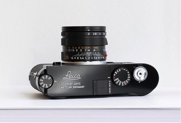 Leica 徕卡 M10-R相机 黑漆特别设计版+黑漆机身+75mmf/2AA黑色