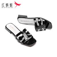 RED DRAGONFLY 红蜻蜓 wcb9054aa 女士凉鞋