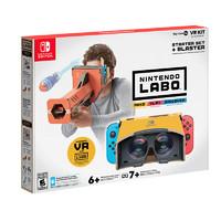 Nintendo 任天堂 Switch游戏软件 NS游戏卡带 LABO VR轻量版 中文