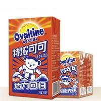 Ovaltine 阿华田 可可味麦芽乳饮品 250ml*12盒