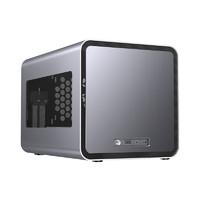 JONSBO 乔思伯 V8 MINI-ITX机箱 灰色