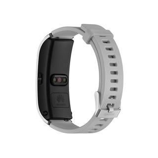 HUAWEI 华为 华为手环 B5 硅胶白表带(心率监测)