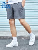 ERKE 鸿星尔克 5121825401WlJY 男士冰丝梭织速干短裤