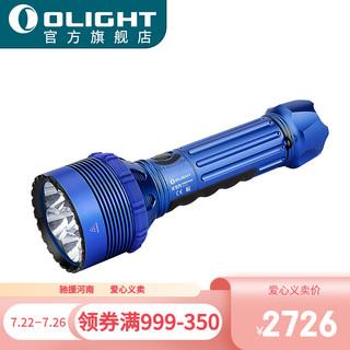 OLIGHT 傲雷 手电筒掠夺者X9R大功率强光远射充电探照灯户外搜救25000流明超长续航