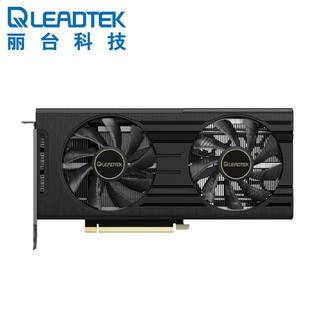 Leadtek 丽台科技 丽台(LEADTEK)GeForce RTX 3060 GENE ES 基因电竞 12G GDDR6 PCI-E4.0 赛博朋克2077吃鸡电竞游戏独显
