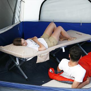 KingCamp 康尔健野 户外露营床垫加厚防潮垫草地垫子户外便携野餐防水睡垫