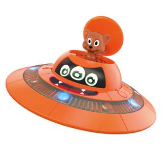 Attop 雅得 ATTOP TOYS)淘淘鼠小飞碟自动感应躲避玩具带灯光音乐