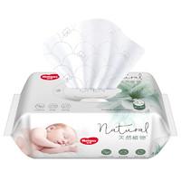 HUGGIES 好奇 天然植物小森林 婴儿湿纸巾  80抽