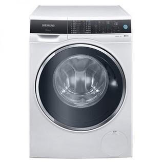 SIEMENS 西门子 智护系列 10公斤 变频超氧滚筒洗衣机WG54C3B0HW(白色)