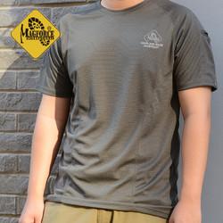 MAGFORCE 麦格霍斯 Magforce台马夏季新款户外短袖圆领T恤c0109透气速干男