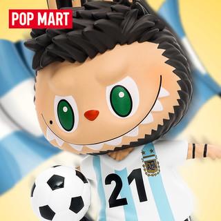POP MART 泡泡玛特 POPMART泡泡玛特 LABUBU阿根廷合作系列盲盒玩具网红创意礼物预售