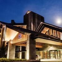 亲子游!吉林万科松花湖王子酒店2天1晚尊享套餐(含双人缆车观光+VFUN乐园)