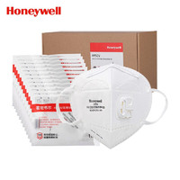 PLUS会员:Honeywell 霍尼韦尔 H950V KN95防雾霾口罩 25只/盒