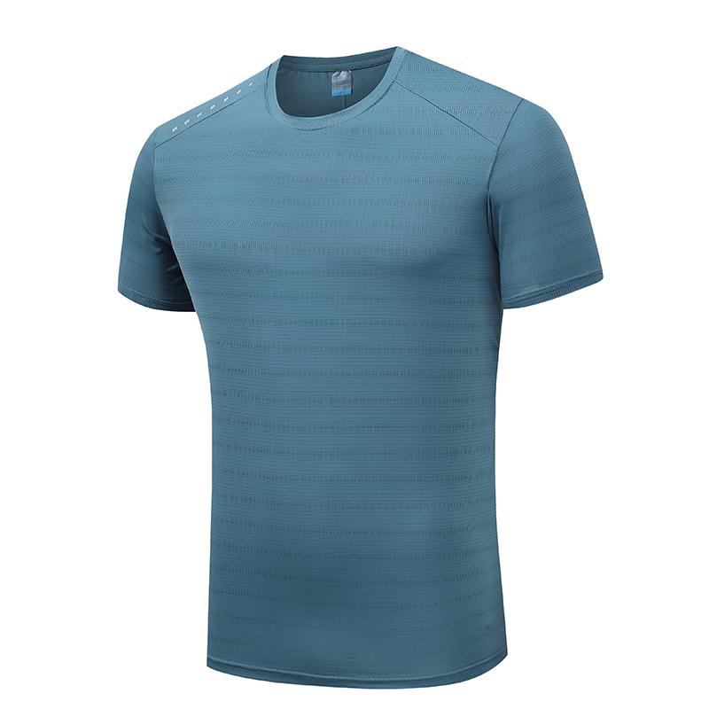 MULINSEN 木林森 运动T恤男士短袖冰丝户外上衣篮球健身服宽松吸汗透气半袖速干衣