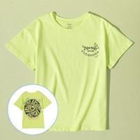 dingguagua 顶瓜瓜 男童短袖T恤