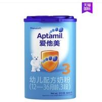 Aptamil 爱他美 幼儿配方奶粉 3段 800g