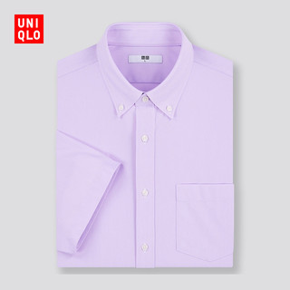 UNIQLO 优衣库 433476 男装短袖衬衫