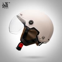 PLUS会员:PUPA 蛹 PEB-MW01G  电动车头盔 四季款