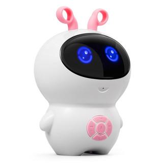 韩申AI儿童人工智能机器人wifi多功能早教机小白胡巴智能陪伴玩具