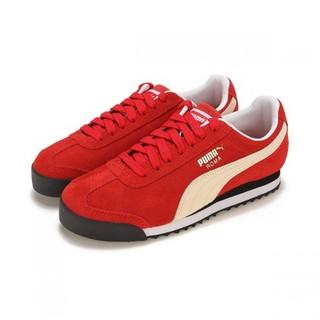 PUMA 彪马 Roma Suede 36543713  男女款轻便运动板鞋