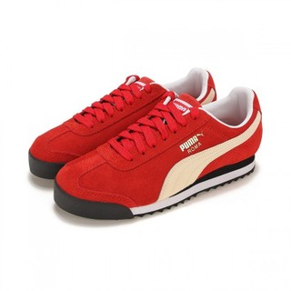 PUMA 彪马 Roma Suede 36543713  女款轻便运动板鞋