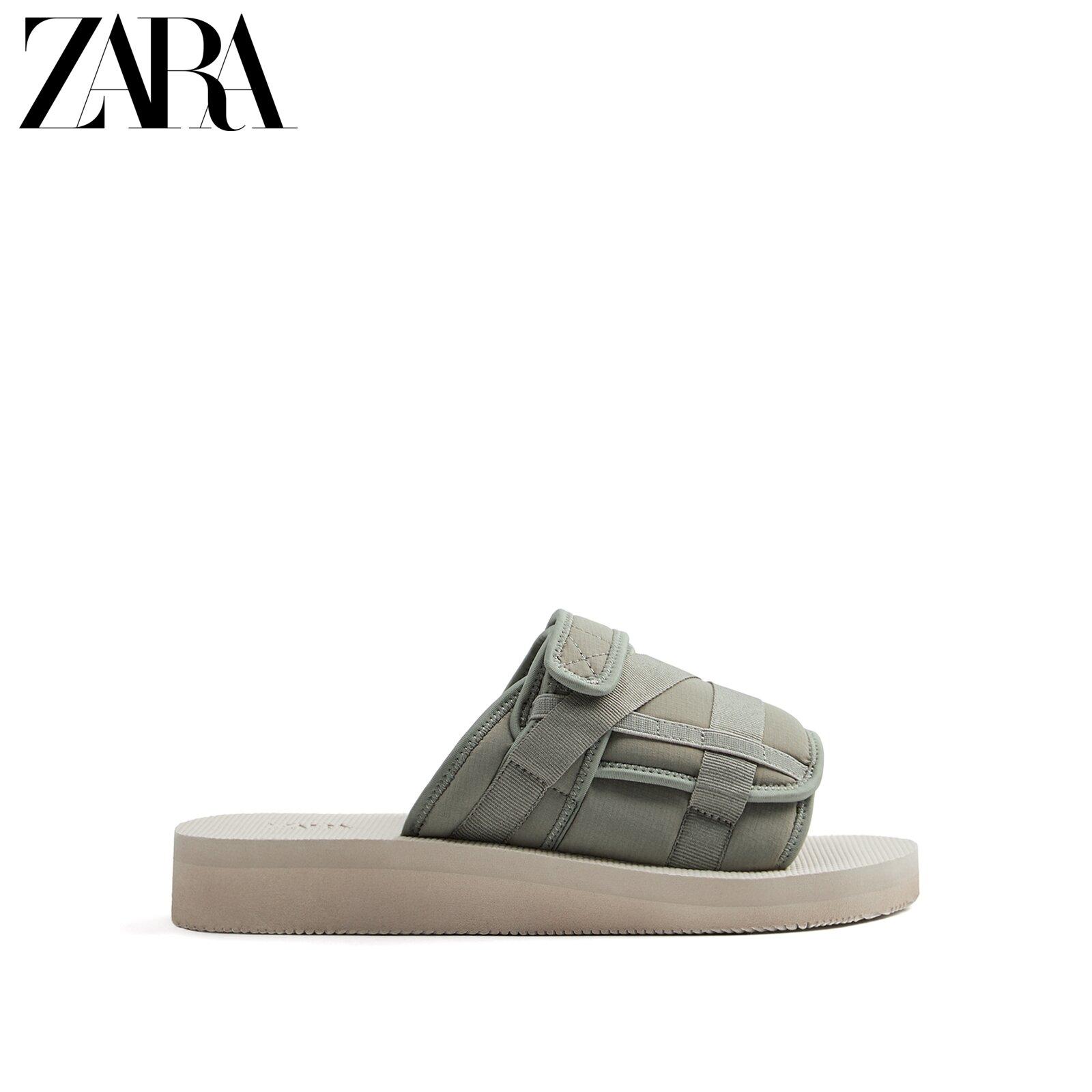 ZARA 12707820032 男款休闲凉鞋