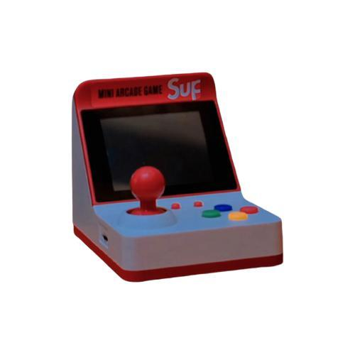 SUPREDBOX 小红机 mini-1 游戏机 红白色+电池