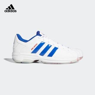 阿迪达斯官网adidas Pro Model 2G Low男篮球运动鞋FZ1393 FX4982