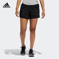 adidas 阿迪达斯 MESH WVN SHORT FJ7135 女款运动短裤