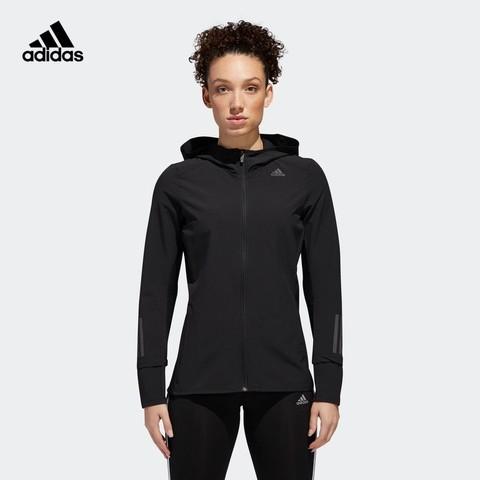 adidas 阿迪达斯 OWN THE RUN JKT CZ3519 女子运动外套