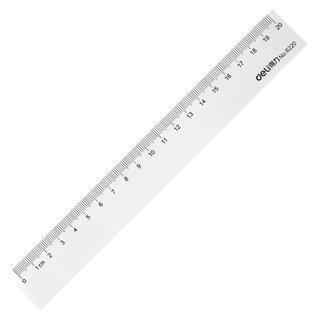 6220 辦公通用直尺 20cm