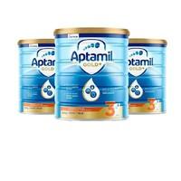 Aptamil 爱他美 金装 婴幼儿配方奶粉 3段 900g*3罐