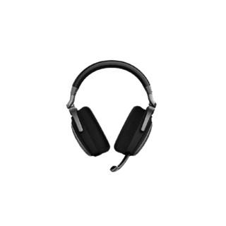 ROG 玩家国度 棱镜  头戴式有线游戏耳机 黑色 3.5mm