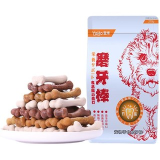 YaHo/ 亚禾 狗零食 牛奶口味咬胶 270g