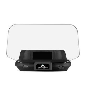 Carrobot 车萝卜 DM2 GPS OBD 车载抬头显示器 hud
