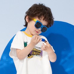 kocotree kk树 儿童太阳镜男女童墨镜TREE镜框树脂镜片清晰度高