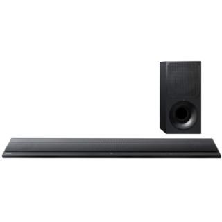 SONY 索尼 HT-CT390 2.1声道 居家 蓝牙音箱 黑色+回音壁 黑色
