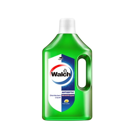 Walch 威露士 多用途衣物家居消毒液1L杀菌率99.999%柠檬清新 用途广泛