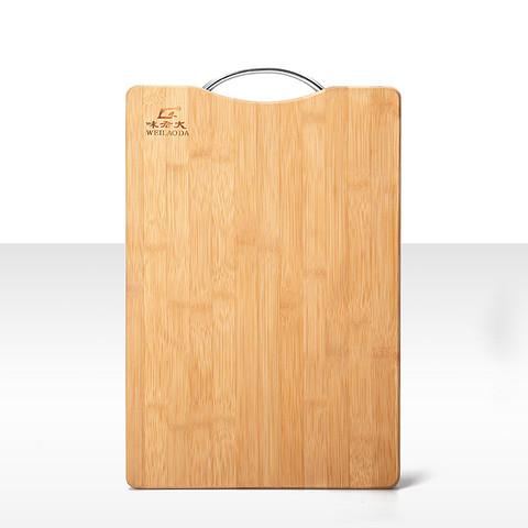 味老大 切菜板家用非实木竹制砧板厨房案板擀面板和面板宿舍小占板