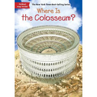 Where is the Colosseum 哪里是罗马斗兽场 英文原版 7-12岁