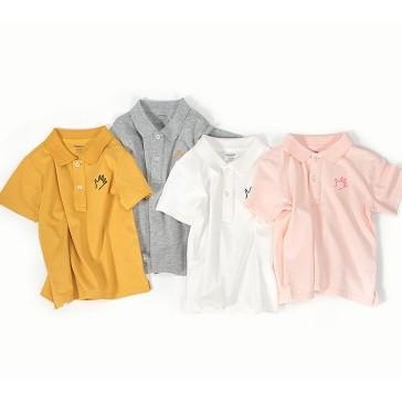 Minizone 儿童短袖T恤
