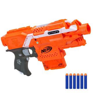 Hasbro 孩之宝 nerf热火精英系列 A0711 冲锋发射器