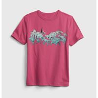Gap 盖璞 男童短袖T恤 683398