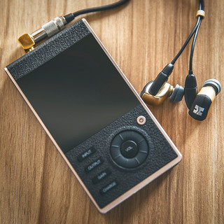 HIFIMAN 海菲曼 HM901R 升级版 音频播放器 玫瑰金 蓝牙