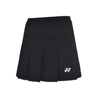 YONEX 尤尼克斯 运动短裙女半身裙网球裙速干弹力高腰防走光健身裙~为奥运助威