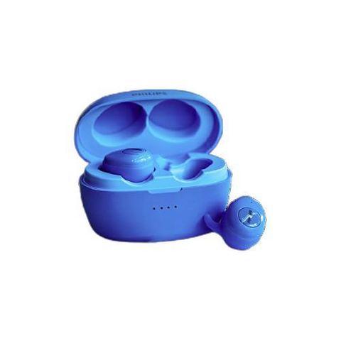 PHILIPS 飞利浦 TAT3215 入耳式真无线主动降噪 蓝牙耳机 蓝色