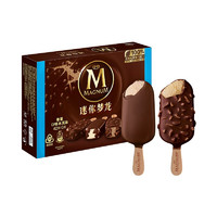 MAGNUM 梦龙 冰淇淋组合装 2口味 255g(香草味42g*3支+松露巧克力味43*3支)