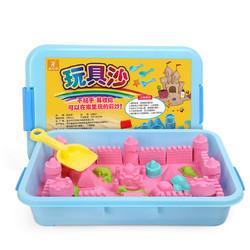 VAKADA 儿童太空玩具沙套装 充气沙盘+72模具套装
